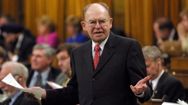 Former deputy prime minister Herb Gray died Monday at the age of 82.