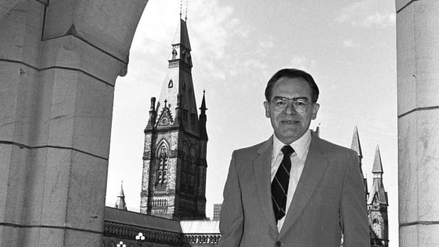 Herb Gray is seen in a July 9, 1984 photo. . Herb Gray, former deputy prime minister and one of Canada's longest-serving parliamentarians, has died at the age of 82.