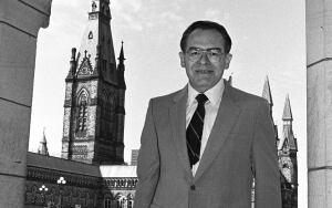 Herb Gray Parliament Hill Ottawa