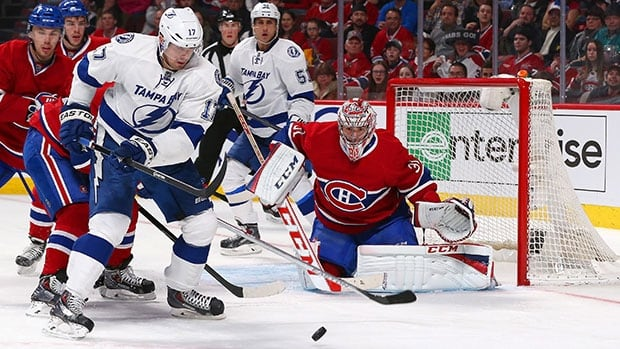 Montreal goalie Carey Price has carried his strong play from the regular season and the Olympics into the playoffs.