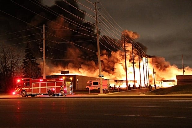 Mississauga Fire