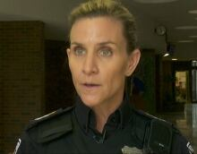 Sgt. Heather Lachine