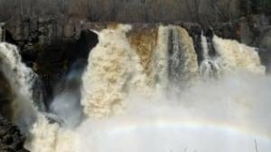 Pigeon River High Falls