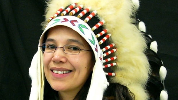 Chief Tammy Cook-Searson's reserve, the Lac La Ronge Indian Band, has 6,136 members of voting age.