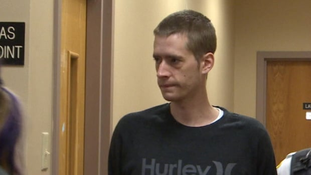 Andrew Carter, 27, is charged with multiple robberies in January and March in the St. John's area.