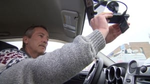 Co-op Taxi driver Joe White