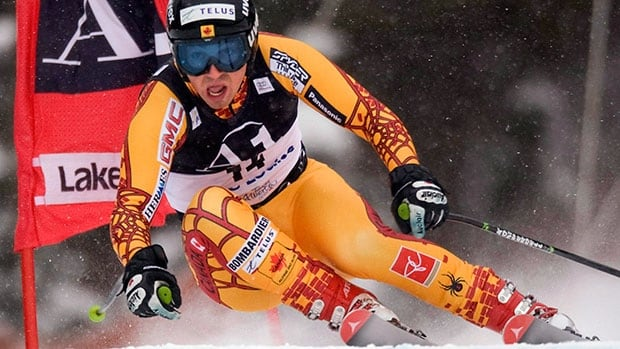 As part of his legacy, Calgary's John Kucera won the men's world downhill title in Val d'Isere, France, in 2009.