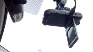 Joe White's dash cam