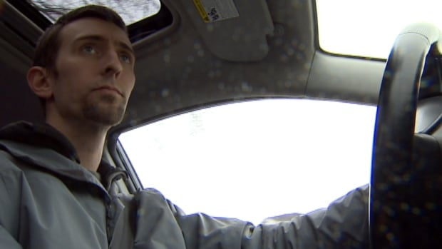 Rob Carroll reported the truck's accidents to Service Nova Scotia.