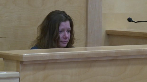 Veronica Ann Park, 37, was arrested in connection with the mugging of an 82-year-old woman Tuesday night in Corner Brook.