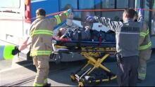Gatineau Rapibus crash sends 20 to hospital