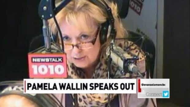 Pamela Wallin speaks out