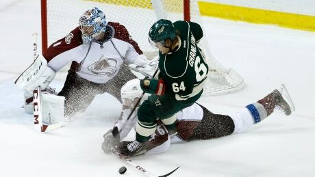 Wild Dominate Colorado In 2-1 Win: 'Granny's All-around Game Growing Into Something Special Before Our Eyes