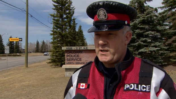 Traffic section Sgt. Mike ter Kuile says both drivers and pedestrians have to be more vigilant on Calgary's roads, where there have already been four pedestrian fatalities in 2014.