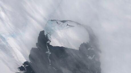 Icebergs - Magazine cover