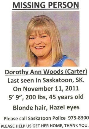 Dorothy Woods