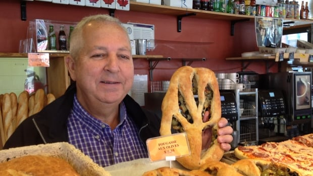 Claude Bonnet is the owner of Moulin de Provence bakery in the ByWard Market.