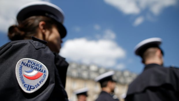 According to French media, three of the officers are accused of being directly involved in the assault, while another allegedly spoke to the woman after it happened.