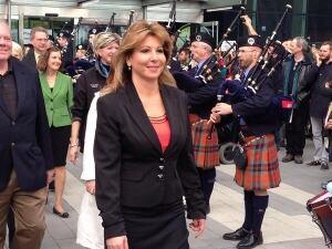 Surrey Mayor Dianne Watts