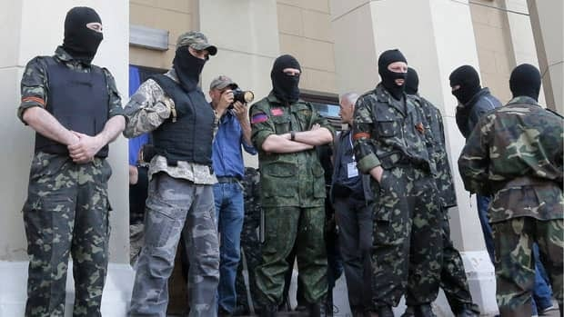 Pro-Russian separatists release observer