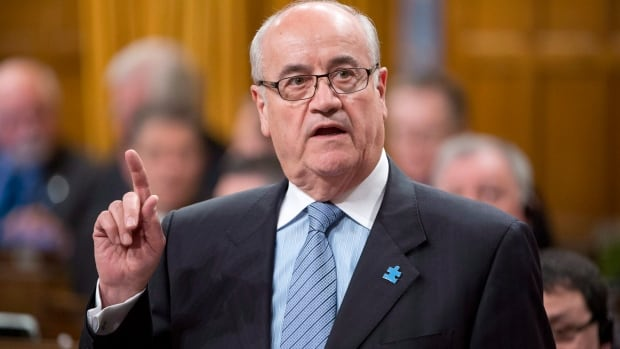Veterans Affairs Minister Julian Fantino tabled the government's response to a committee report on veterans' benefits on Wednesday.