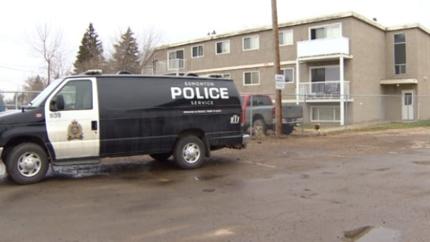 A man was found dead in a third floor apartment near 89th Avenue and 149th Street just after 4 p.m. Saturday.