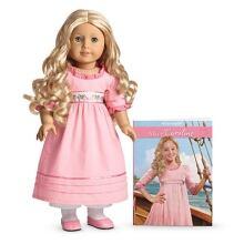American Girl Caroline Abbott doll