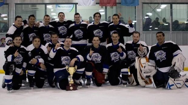 The Iqaluit Icemen won the 2014 Northern Hockey Challenge in Iqaluit, Nunavut over the weekend.