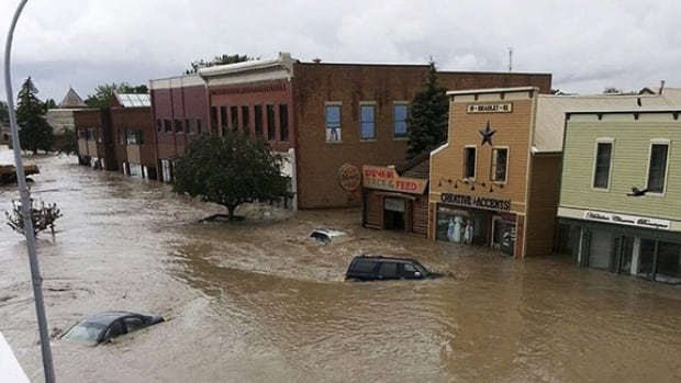 Some business owners in High River say the province's Disaster Recovery Program has been too slow to dole out much-needed money.