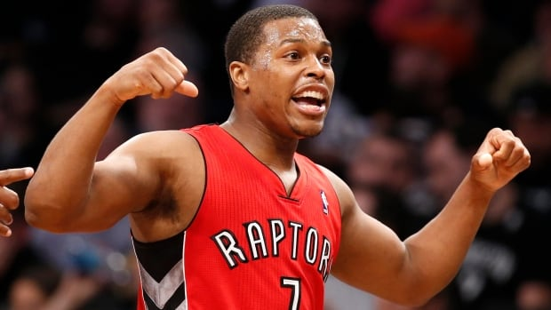 Kyle Lowry and the Toronto Raptors managed to even their best-of-seven playoff series with a road win against the Brooklyn Nets on Sunday night. The win had the Raptors hashtag #WeTheNorth trending on Twitter.