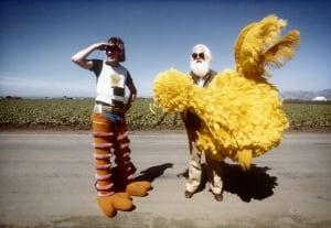 Caroll Spinney: I Am Big Bird
