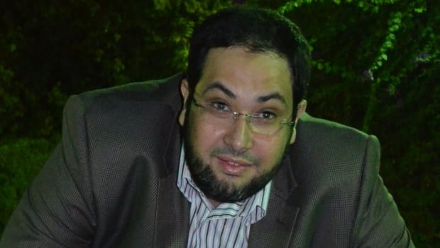 The family of Khaled Al-Qazzaz says an order was given for him to be released in Egypt a week ago, but he still remains under detention there.