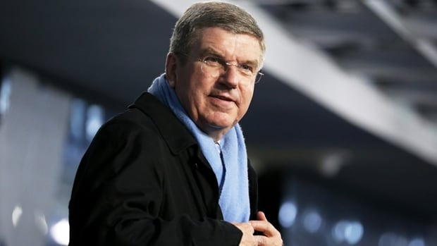IOC president Thomas Bach signed an agreement with UN officials to promote peace and prosperity through sport on Monday.