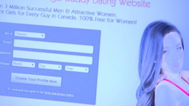 Canada no 1 sugar daddy dating website
