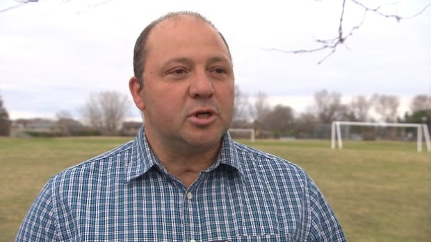 Dorval resident Mike Nizzola says the loss of these soccer fields is a major blow to a City with few green spaces.