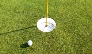 Bigger Golf Hole
