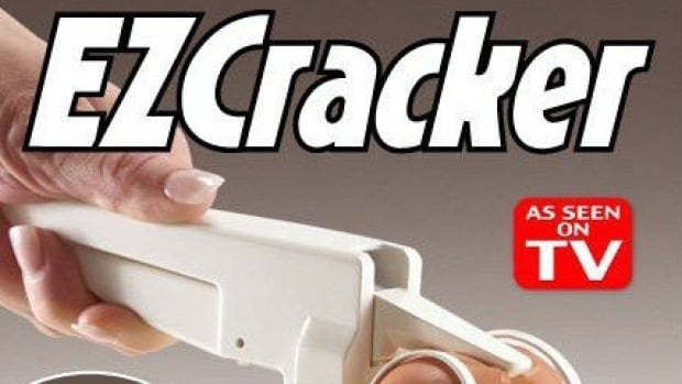 """Some products, like the EZ Cracker can't switch to a different pronunciation of the letter """"z"""" for Canadian marketing campaigns."""