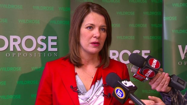 Wildrose leader Danielle Smith responds to reports that former Calgary MP Jim Prentice will run for the Progressive Conservative party leadership.