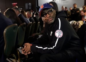 Clippers Sterling Basketball Spike Lee