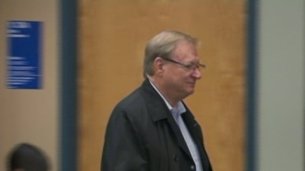 Former Laval mayor, Gilles Vaillancourt, heads to court in Laval on Wednesday.