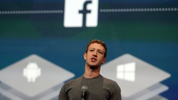 Facebook CEO Mark Zuckerberg announced the new privacy features at a developer's conference in San Francisco, Calif., on Wednesday.