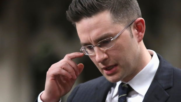 Democratic Reform Minister Pierre Poilievre defended the decision Thursday to shut down debate on his bid to rewrite Canada's election laws.