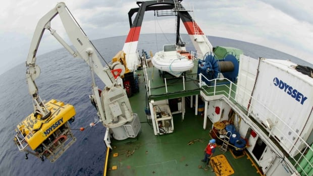 Odyssey Marine Exploration is set to begin a new search for the SS Central America off the South Carolina coast.