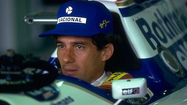 F1 great Ayrton Senna died in a crash at the 1994 San Marino Grand Prix.