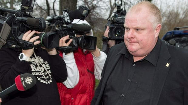 "Rob Ford left his home last Thursday and it was later learned he flew to Chicago. After maintaining for months that he is not an addict or an alcoholic, Toronto's mayor announced Wednesday he is seeking help for a ""problem with alcohol."""