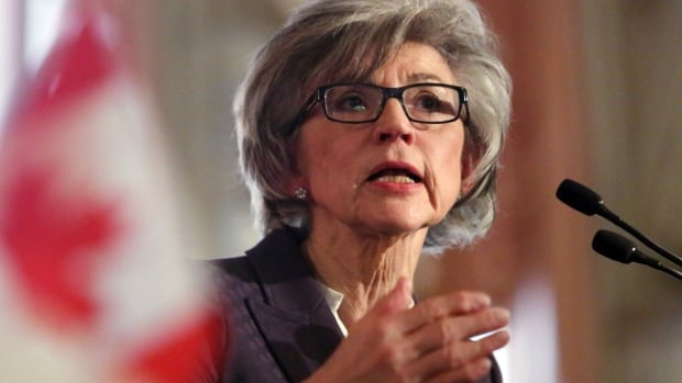 Beverley McLachlin, chief justice of the Supreme Court of Canada, warned the government in advance there could be a 'potential issue' with a federal court judge, as Justice Marc Nadon is, being appointed to the top court.