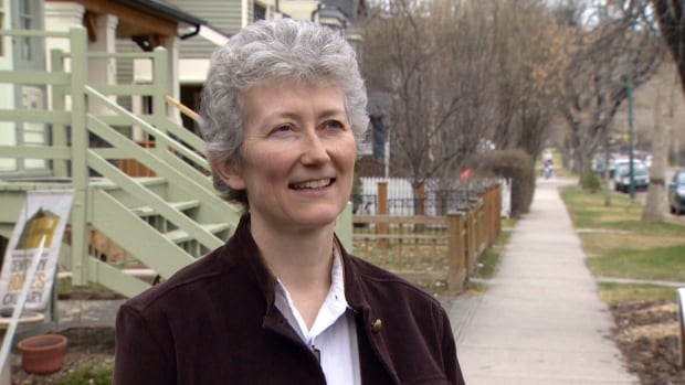 Carolyn Campbell of the Alberta Wilderness Association says the province needs to take another look at it flood mitigation plans.