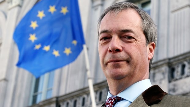 Britain's UK Independence Party (Ukip), led by Nigel Farage, is leading the polls for Britain's elections to the European Parliament that take place May 22-15.