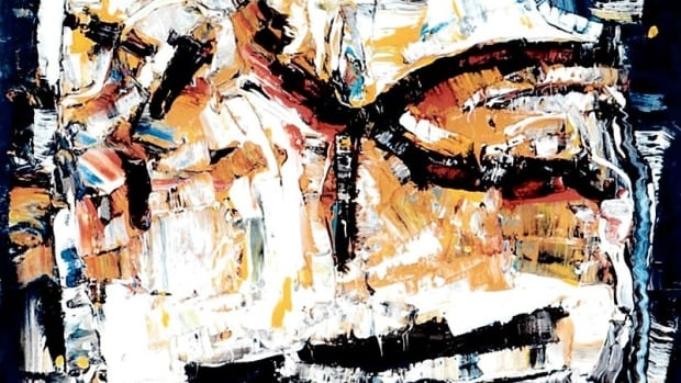 The stolen Jean-Paul Riopelle work was found in a Montreal home this week after going missing from a Toronto art gallery.