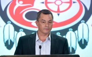 First Nations Shawn Atleo